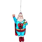 HANG ON dísz Santa superman 16cm