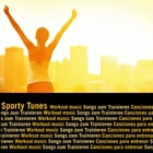SPORTY TUNES cd
