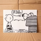 PEANUTS alátét Slice of Lemon 29x43cm