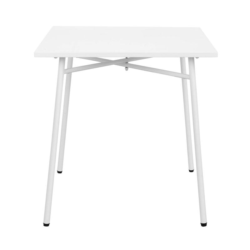 CARREFOUR asztal fehér 75x75x75cm - Asztalok és székek - Butlers.hu