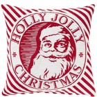 HOLLY JOLLY Kissen Holly Jolly